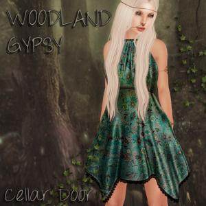 Cellar Door - Woodland Gypsy Meadow