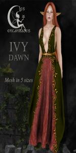 Les Encantades - Ivy Dawn