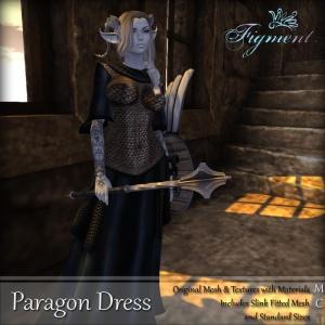 Figment - Paragon Dress